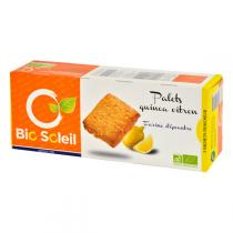 Bio Soleil - Lemon Flavoured Palet Biscuits with Quinoa