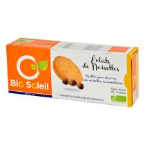 Bio Soleil - Sablés Pure Butter Biscuits with Caramelised Hazelnuts