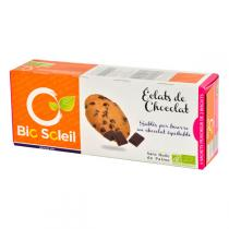 Bio Soleil - Sablés Pure Butter Fair Trade Chocolate Chip Biscuits
