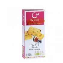 BioSoleil - Butterkekse 3 Früchte