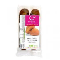 Bio Soleil - Spécialité de madeleines 100% épeautre x8
