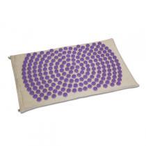 Bonnes idées Greenweez 24 - Tapis d'acupression Shantimat fleur de vie Violet