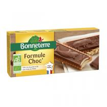 Bonneterre - Biscuits Formule Choc 125g