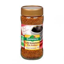 Bonneterre - Café lyophilisé pur arabica 100g