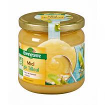 Bonneterre - Miel de Tilleul bio Roumanie 500g