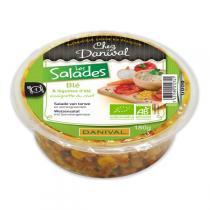 Danival - Salade Blé Légumes d'été 180g