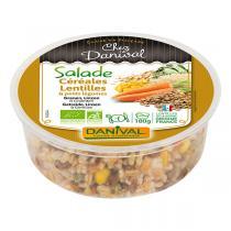 Danival - Getreide-Linsen Salat 180 g