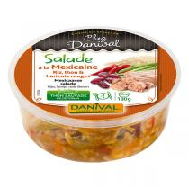 Danival - Salade Mexicaine Thon Piment 180g