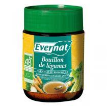 Evernat - Bouillon de légumes 110g