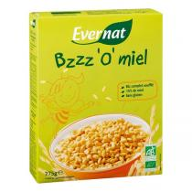 Evernat - Bzzz'O'Miel Honey Breakfast Cereal 275g