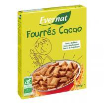 Evernat - Céréales Fourrés Cacao 375gr