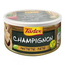 Tartex - Spécialité végétale Champignons 125g