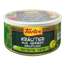 Tartex - Spécialité végétale Herbes 125g