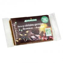 Germ'line - Barra de cereales germinados Guaraná Chocolate 40g