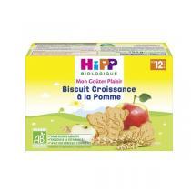 HiPP - Biscuits Croissance à la Pomme dès 12 mois 150g
