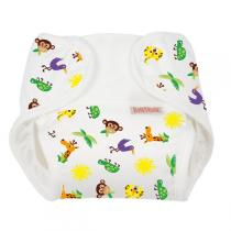 Imsevimse - All-in-One Diaper Organic - Zoo