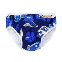 ImseVimse - Maillot de Bain-Couche Blue Hawaii