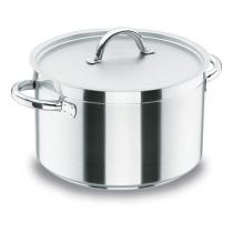 Lacor - Chef Luxe Deep Casserole Pan - Without Lid - 24cm