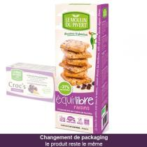 Le Moulin du Pivert - Equi'libre Raisin Biscuits 200g