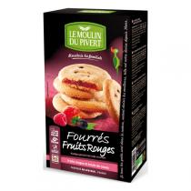 Le Moulin du Pivert - Organic Berry Biscuits 175g