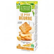Le Moulin du Pivert - Biscuits p'tit beurre 155g