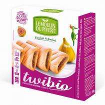 Le Moulin du Pivert - Twibio Fig Filled Biscuits 150g