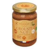 Noiseraie - Pâte à tartiner Crousti Nut 54% noisettes 300g