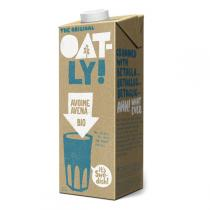 Oatly - Boisson Avoine Nature 1L