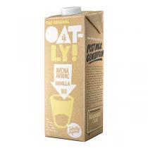 Oatly - Boisson avoine vanille 1L