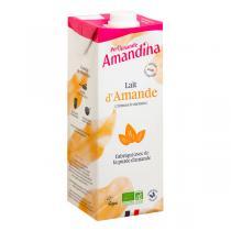 Perlamande - Amandina lait d'amandes - 1L