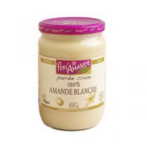 Perlamande - Purée d'amandes blanches bio - 630g