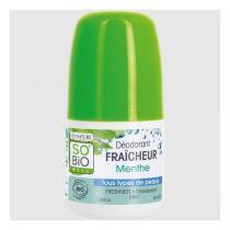 SO'BiO étic - Déodorant Poudre de bambou 50ml