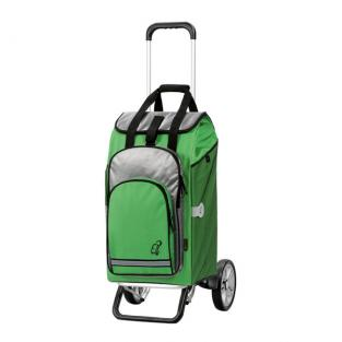 Andersen - Alu Star Hydro Verde Shopping Trolley