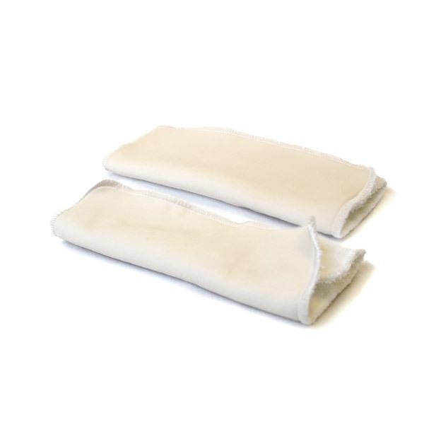 Hamac - Matelas absorbants lavables XL - microfibre poudre x2