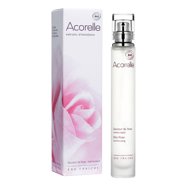 eau fra che douceur de rose 30 ml acorelle acheter sur. Black Bedroom Furniture Sets. Home Design Ideas