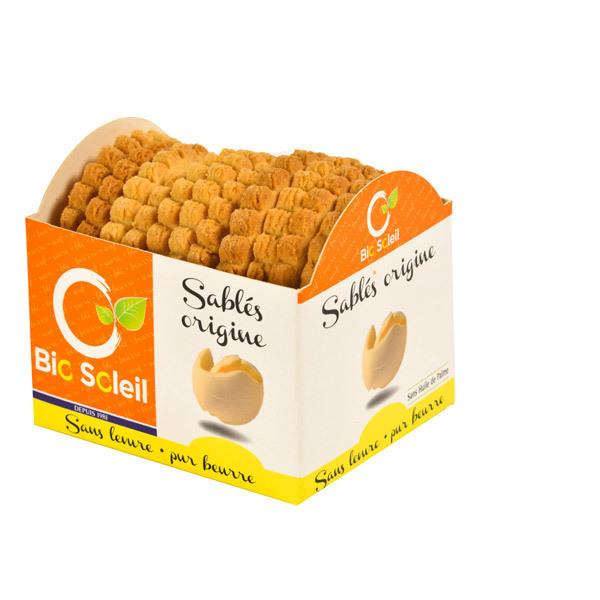 BioSoleil - Mürbegebäck Butter Natur gross