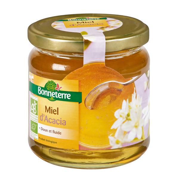 miel d'acacia bio