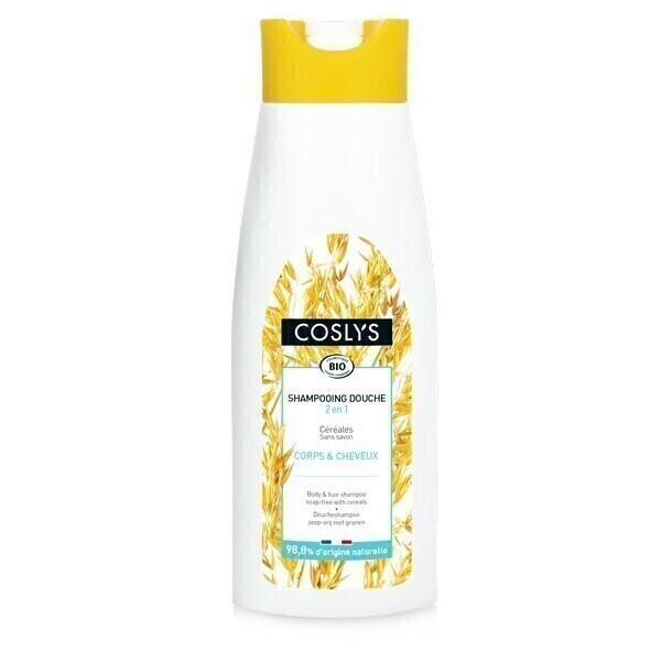 Coslys - Shampooing Douche Céréales 750ml