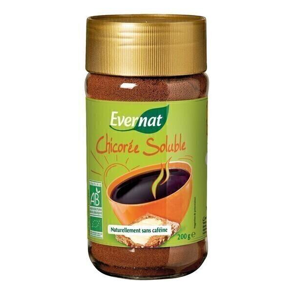 Evernat - Chicorée soluble 200g