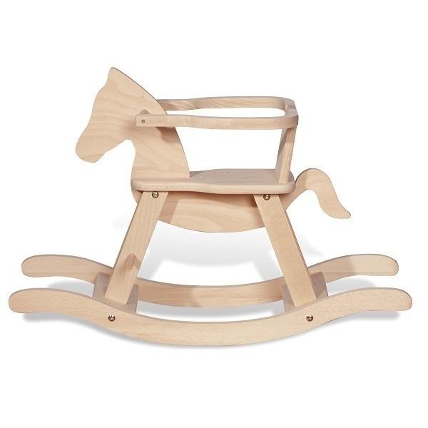 Pinolino - Cheval à bascule en bois
