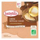 >Voir le rayon Desserts lactés bébé 8-12 mois