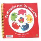 Ecodis - 20 Mandala da Colorare per bambini