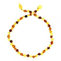BalticWay - Mixed Amber Beaded Necklace