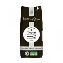 Destination - Gemahlener Kaffee BIO - Tradition Arabica-Robusta 500 g