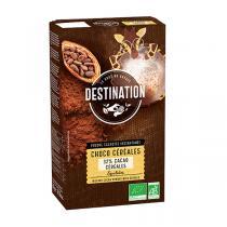 Destination - Choco Céréales 32% de cacao 800g