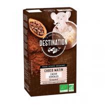 Destination - Choco Matin Cacao et Céréales 800g