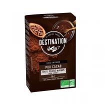 Destination - Pur cacao maigre en poudre - 250g