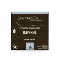 Destination - Weißer Tee Imperial China - 15x2 g