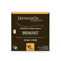 Destination - Organic Ceylan Breakfast Black Tea 15 x 2g