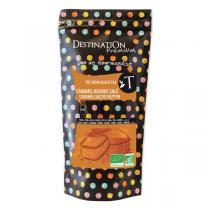 Destination - Té negro perfumado Caramelo-Mantequilla - 100g